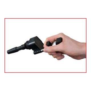 KS Tools Zündspulen-Abzieher für Stab-Zündspulen, 130 mm