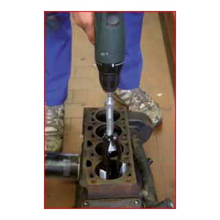 KS Tools Zylinder-Hon-Gerät, Ø 32-89mm