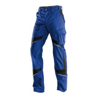 Kübler ActiviQ Hose 2250 kornblumenblau/schwarz