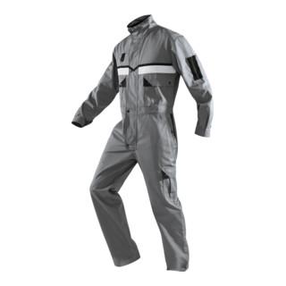 Kübler Brand X Overall 1280 grau/schwarz