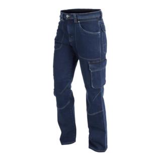 Kübler Denim-Dress Hose 2486 dunkelblau