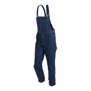 Kübler Denim-Dress Latzhose 3057 dunkelblau