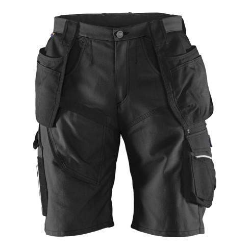 Kübler Practiq Shorts 2451 schwarz 52