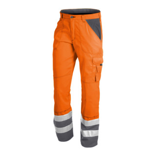 Kübler PSA High Vis Inno Plus Hose 2109 warnorange/anthrazit