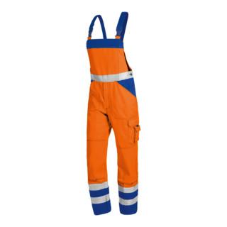 Kübler PSA High Vis Inno Plus Latzhose 3108 warnorange/kornblumenblau