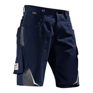 Kübler Pulsschlag Shorts 2524 dunkelblau/anthrazit