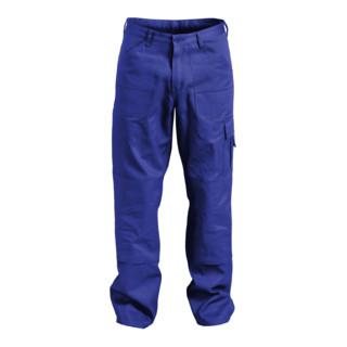 Kübler Quality-Dress Hose 2614 kornblumenblau