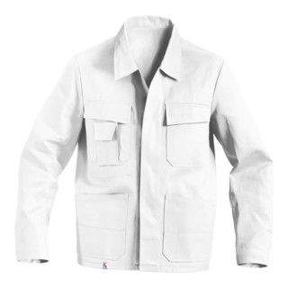 Kübler Quality-Dress Jacke 1613 weiss