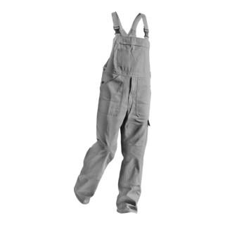 Kübler Quality-Dress Latzhose 3651 mittelgrau