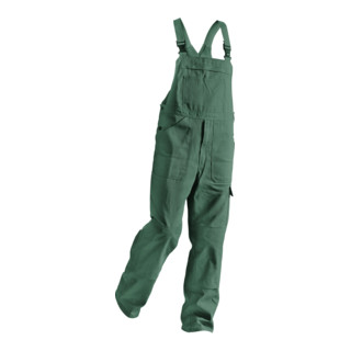 Kübler Quality-Dress Latzhose 3651 moosgrün