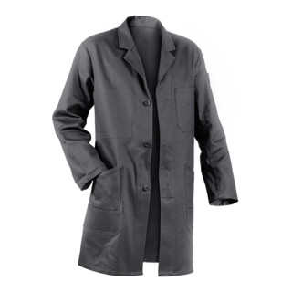Kübler Quality-Dress Mantel 1662 dunkelgrau