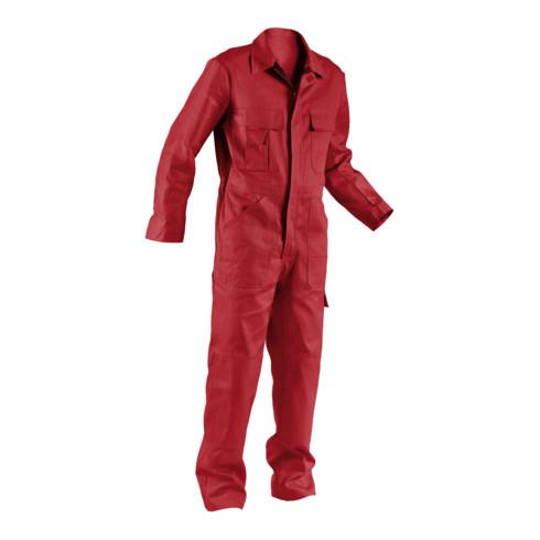 Kübler Quality-Dress Overall 4644 mittelrot