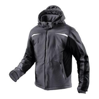 Kübler Wetter-Dress Jacke 1041 anthrazit/schwarz