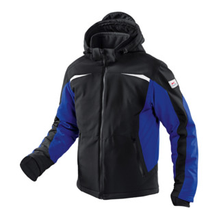 Kübler Wetter-Dress Jacke 1041 schwarz/kornblumenblau