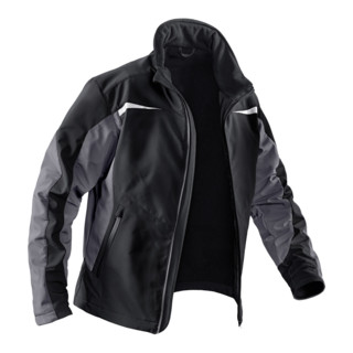 Kübler Wetter-Dress Jacke 1241 schwarz/anthrazit
