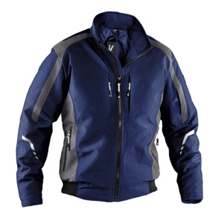 Kübler Wetter-Dress Jacke 1367 dunkelblau/anthrazit