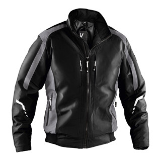 Kübler Wetter-Dress Jacke 1367 schwarz/anthrazit