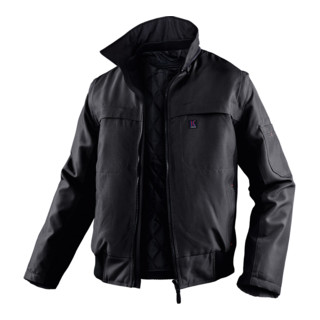 Kübler Wetter-Dress Jacke 1167 schwarz