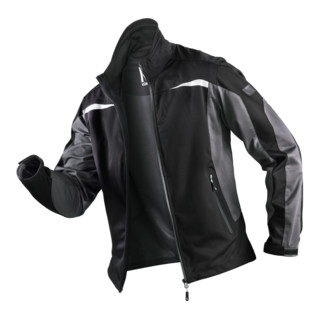 Kübler Wetter-Dress Jacke 1141 schwarz/anthrazit