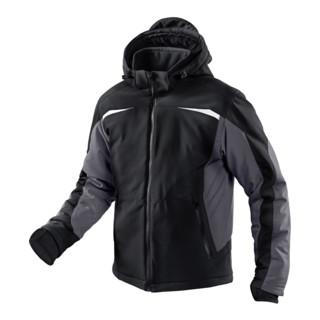 Kübler Wetter-Dress Winter Softshell Jacke 1041 schwarz/anthrazit