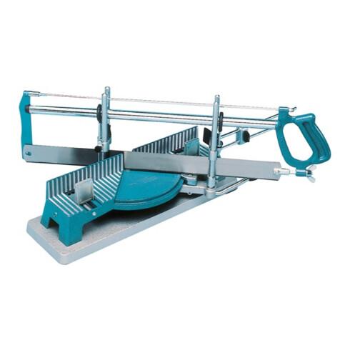 Küpper Gehrungssäge Perfect 3, Tisch-L. 400mm Schnitt-H. 120mm, Tisch Druckguss