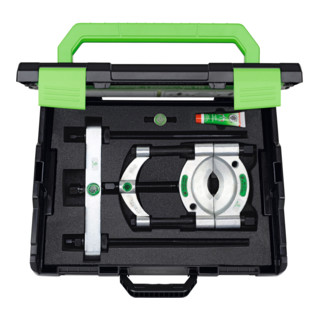 Kukko Trenn- und Abziehvorrichtungs-Sortiment im Kunststoffkoffer A