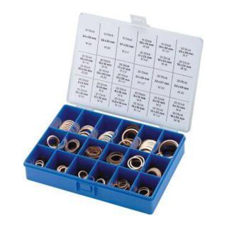 Kupferdichtringe Sortiment 540 Teilig DIN 7603 Form A