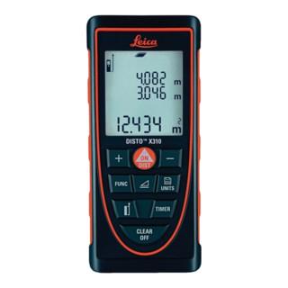 Industrial Quality Supplies Laser-Entfernungsmesser DISTO X310 Genauigk.1,0mm Laserklasse 2 m.Batterien