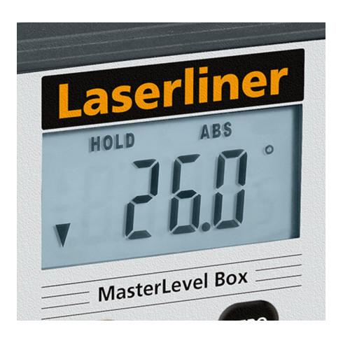 Laserliner Digitale-Wasserwaage MasterLevel Box