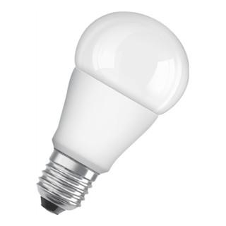 LED-Leuchtmittel 10W E27 Fass. 230-240V 806Lm warm weiß matt dimmbar