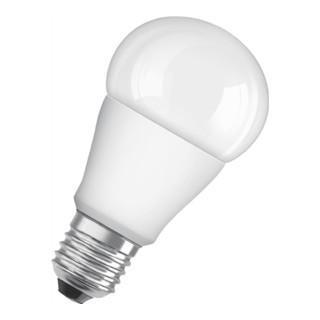 LED-Leuchtmittel 10W E27 Fassung 230-240V 806Lm warm weiß matt nicht dimmbar