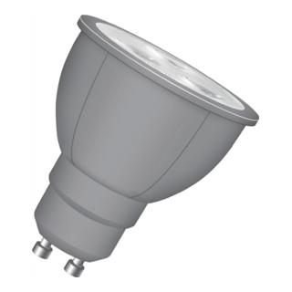 LED-Leuchtmittel 5W GU10 Fass. 220-240V 350Lm warm weiß nicht dimmbar