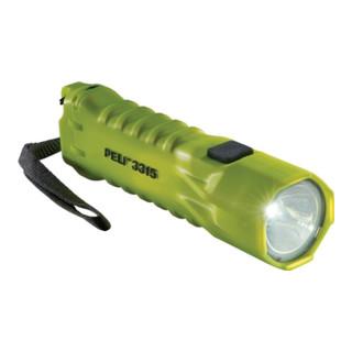 LED-Taschenlampe 3315 138 lm Handschlaufe 3xAA Mignonzellen 146m PELI
