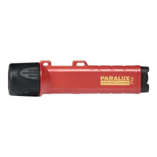 LED-Taschenlampe PARALUX® PX0 120 lm 4xAA Mignonzellen 150m PARAT