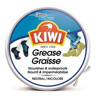Lederfett f. alle Farben 50 ml n. f. Wildleder Kiwi