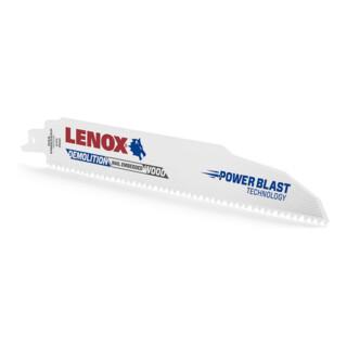 LENOX BIM-Säbelsägeblatt für Abbrucharbeiten 305 x 22 x 1,6mm