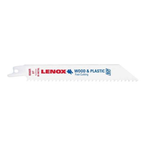 LENOX BIM-Säbelsägeblatt für Universalanwendungen 305 x 19 x 1,3mm