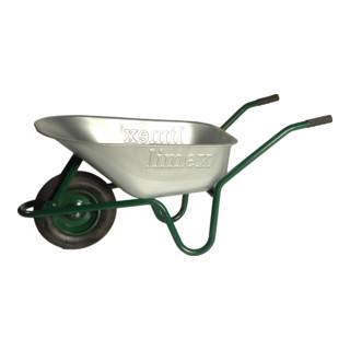 Lescha Bauschubkarre grün 100L