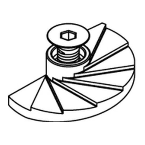 Lindapter 1.4408 FF 08 S
