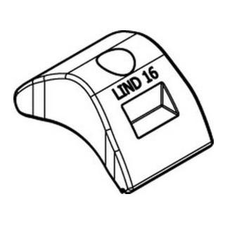 Lindapter 1.4408 LS 12 S