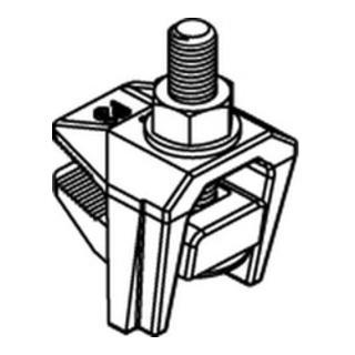 Lindapter Flanschkl. GT F3 M 8 feuerverzinkt, 2 teilig S