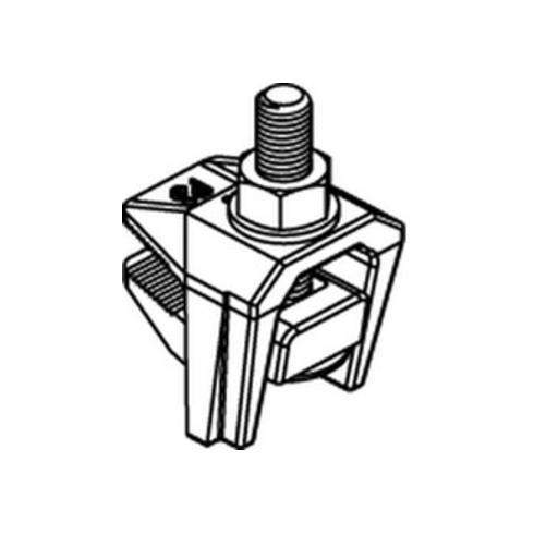 Lindapter Flanschkl. GT F3 M12 feuerverzinkt, 2 teilig S