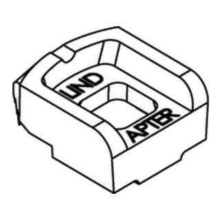 Lindapter GT A KM 16 galv. verzinkt, kurz * S