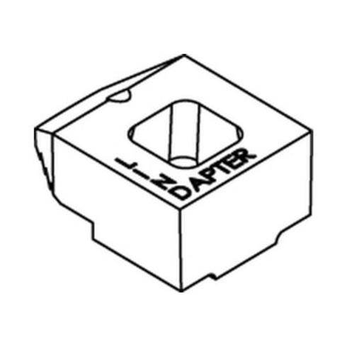 Lindapter GT B KM 16 galvanisch verzinkt, kurz * S
