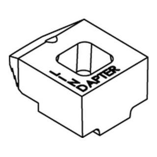 Lindapter GT B MM 24 galv. verzinkt, mittel ** S