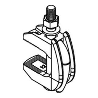 Lindapter GT F 9 M 10 galv. verzinkt, komplett S