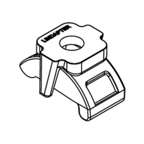 Lindapter GT LR M 16 gal. verzinkt, 2 Teile S