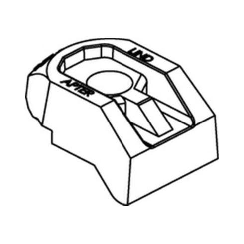 Lindapter Sphäro-Guß AF MM 12 feuerverzinkt, mittel S