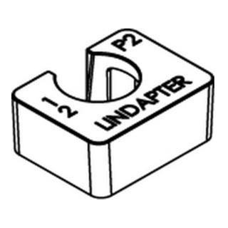 Lindapter St. P2 M 16 galv. verzinkt, kurz S