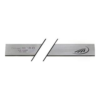 Lineal DIN874/I L.1000mm STA H.PREISSER